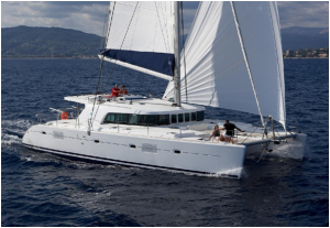 catamaran zeilboot